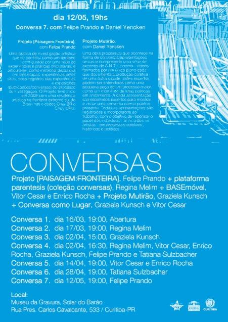 Cartaz - Convite CONVERSAS - 7 (Web)