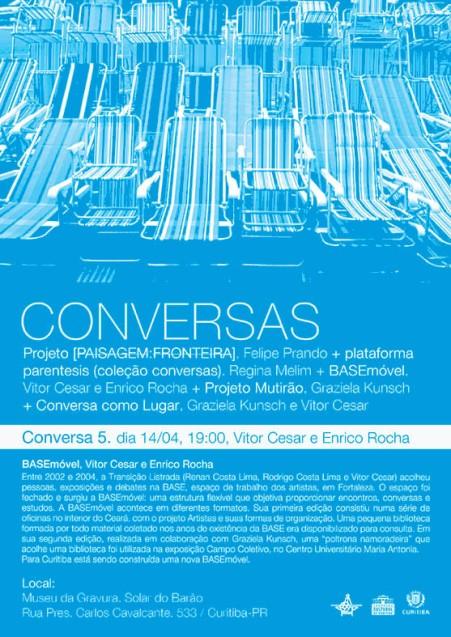 Convite CONVERSAS - 5 (Web)